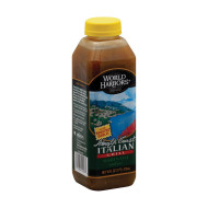 World Harbor Amalfi Coast Marinade And Sauce Italian Grill - Case Of 6 - 16 Fl Oz.