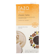 Tazo Tea Chai Concentrate - Case Of 6 - 32 Fl Oz