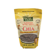 Nature'S Earthly Choice Chia Ancient Grains - Case Of 6 - 12 Oz.