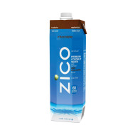 Zico Coconut Water - Chocolate - Case of 12 - 33.8 oz.