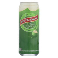 Taste Nirvana Taste Nirvana Coconut Water - Case Of 12 - 16.2 Fl Oz.