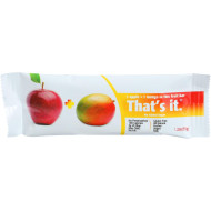 That'S It Fruit Bar - Apple And Mango - Case Of 12 - 1.2 Oz