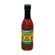 Trappey Sauce - Louisiana Hot - Case Of 24 - 6 Fl Oz
