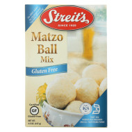 Streit'S Matzo - Ball Soup Mix - Case Of 12 - 4.5 Oz.