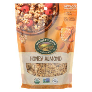 Nature'S Path Organic Honey Almond Granola - Case Of 8 - 11 Oz.