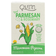 Quinn Popcorn Parmesan And Rosemary Popcorn - Case Of 6 - 7 Oz.