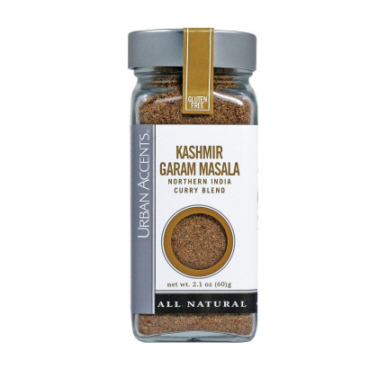 Urban Accents Spice - Kashmr Garam Masala - Case of 4 - 2.1 oz