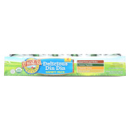 Earth'S Best Organic Delicious Din Variety Pack Baby Food - Stage 2 - Case Of 1 - 4 Oz.