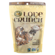 Nature'S Path Love Crunch - Dark Chocolate Macaroon - Case Of 6 - 11.5 Oz.
