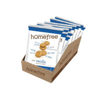 Homefree Gluten Free Vanilla Mini Cookies - 1.1 Oz - Case Of 10