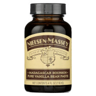 Nielsen-Massey Vanilla - Madagascar Bourbon Vanilla Bean Paste - Case Of 6 - 4 Oz.