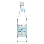 Fever - Tree Naturally Light Tonic Water - Tonic Water - Case of 8 - 16.9 FL oz.