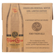 Topo Chico Topo Chico Mineral Water - Case Of 12 - 12 Fl Oz
