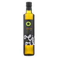 O Olive Oil - 100% Organic Extra Virgin Olive Oil - Case Of 6 - 16.9 Fl Oz