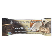 Nugo Nutrition Bar - Nugo Dark - Chocolate Coconut - 1.76 oz - 1 Case