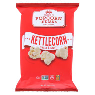 Popcorn Indiana Popcorn - Original Kettlecorn - Case Of 12 - 7 Oz.