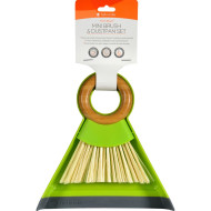 Full Circle Home Dustpan And Brush Set - Mini - Tiny Team - 1 Set