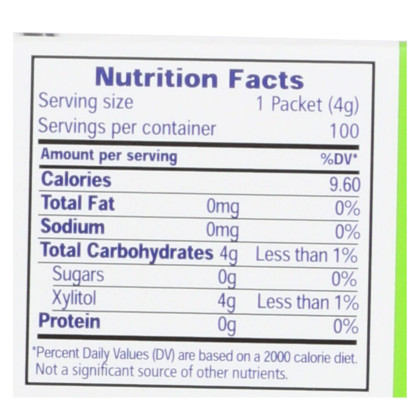 Xylosweet Xylosweet Packets - 100 Count