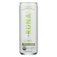 Runa Clean Energy Drink - Original - Case Of 12 - 12 Fl Oz.