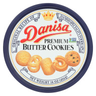 Danisa Cookies - Butter Cookies - Case Of 12 - 16 Oz.