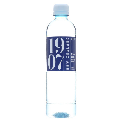 1907 Naturally Alkaline - Case of 24 - 16.9 fl oz.