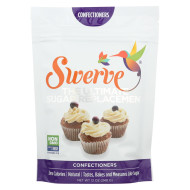 Swerve Sweetener - Confectioners - Case of 6 - 12 oz.