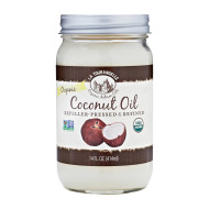 La Tourangelle Refined Coconut Oil - Case Of 6 - 14 Fl Oz.