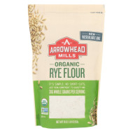 Arrowhead Mills Organic Ret Flour - Case of 6 - 20 oz.