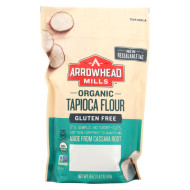 Arrowhead Mills Organic Tapica Flour - Case of 6 - 18 oz.