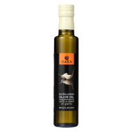 Gaea Extra Virgin Olive Oil - With A Dash Of Garlic - Case Of 8 - 8.5 Oz.