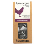 Teapigs Tea - English Breakfast - Case Of 6 - 15 Count
