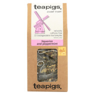 Teapigs Tea - Liquorice & Peppermnt - Case Of 6 - 15 Count