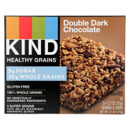 Kind Bar - Double Dark Chocolate - Case of 8 - 5/1.2 oz