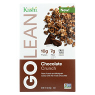Kashi Cereal - Chocolate Crunch - Case Of 8 - 12.2 Oz.