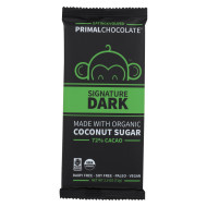 Eating Evolved Chocolate Bar - Signature Dark - Case of 8 - 2.5 oz.