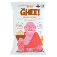Lesser Evil Popcorn - Oh My Ghee - Case of 12 - 5 oz.