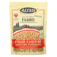 Alessi Breadsticks Four Cheese - Case Of 6 - 7 Oz