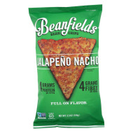 Beanfields Bean and Rice Chips - Jalapeno Chips - Case of 6 - 5.5 oz