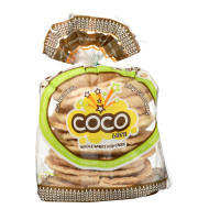 Coco Lite Multigrain Pop Cakes Pop Cakes - Whole Wheat - Case of 12 - 2.64 oz