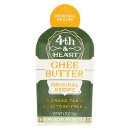 4Th And Heart Ghee - Otg - Original - Case Of 5 - .7 Oz
