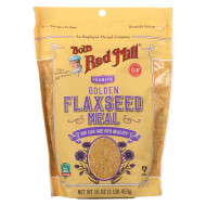Bob'S Red Mill Flaxseed Meal - Golden - Case Of 4 - 16 Oz