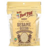 Bob'S Red Mill Seeds - Sesame - White - Case Of 6 - 10 Oz
