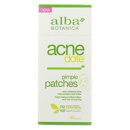Alba Botanica Acnedote Pimple Patches - 40 count