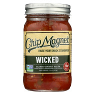 Chip Magnet Salsa Sauce Appeal Salsa - Wickedly Delicious - Case Of 6 - 16 Oz