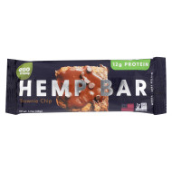 Evo Hemp Bar - Hemp - Double Chocolate Brownie - Case of 12 - 1.7 oz