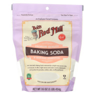 Bob'S Red Mill - Baking Soda - Case Of 6-16 Oz