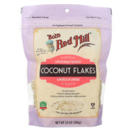 Bob's Red Mill - Coconut Flakes - Case of 4-10 oz