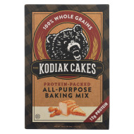 Kodiak Cakes - Baking Mix All Purpose Power - Case of 6-22 oz