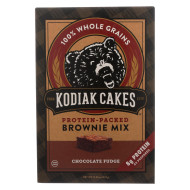 Kodiak Cakes - Brownie Mix Chocolate Fudge - Case Of 6-14.82 Oz