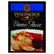 Wagner Sauce Mix - Demi Glaze - 1 Oz - Case Of 12